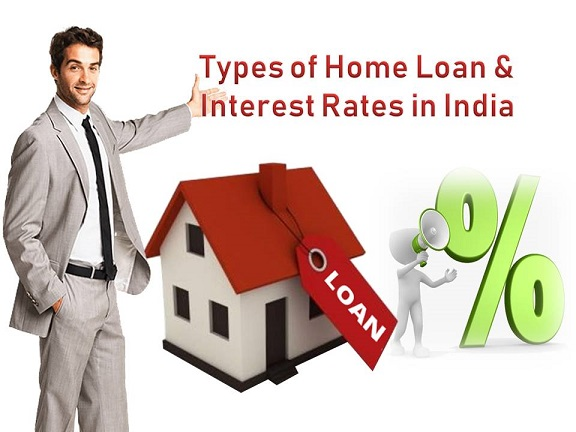 Types of Home Loan Interest Rates in India