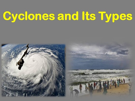 Cyclones and Its Types