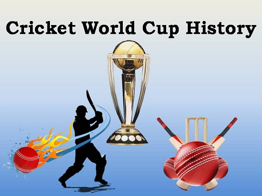World Cup Cricket History